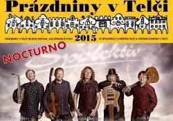 Nocturno koncert, Prázdniny v Telči