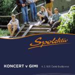 Koncert v GIMI 4.3.1995