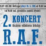 Koncert pro R.A.F. 26.5.2015