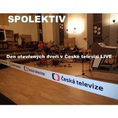 Den otevřených dveří v České televizi LIVE