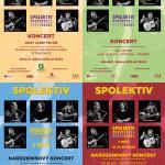 """Narozeninové koncerty Spolektiv """"30"""""""